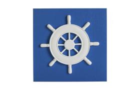 Picture Blue rudder