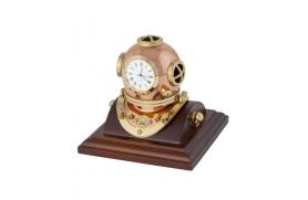 Relógio Capacete mergulhador