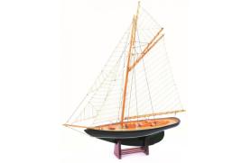 Breton sailboat