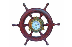 Rudder clock
