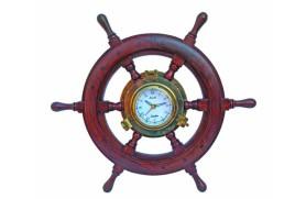 Horloge barre