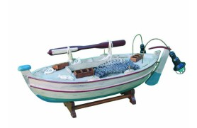 Sardine fishing boat