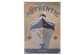 """Chapa """"Authentic"""""""