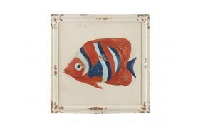 "Cadre marine ""poissons"""
