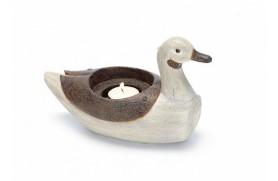 Candelholder duck