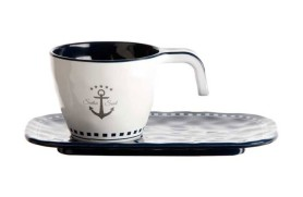 Set 6 Coffee cups SAILOR SOUL