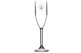 Set 6 Champagne glass SAILOR SOUL