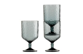 Set 12 wine stackable glasses HARMONY