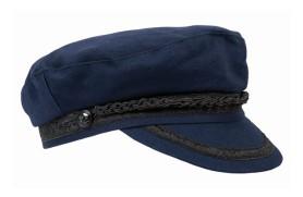 Chapeau De Marin En Coton