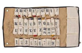 Bag Code Flags