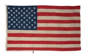 """Bandeira """"EUA"""""""