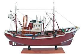 Fishing Tuna boat