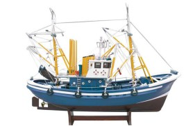 Fishing Tuna boat