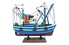 Cantabrian Fishing Boat