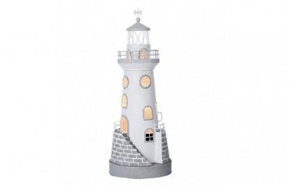 Lighthouse w/light
