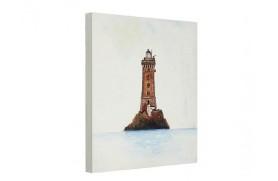 "Peinture phare ""La Vieille"""