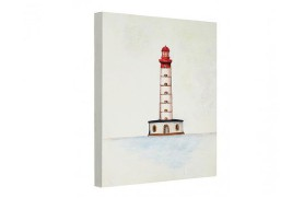 "Peinture de phare ""Saint Mathieu"""