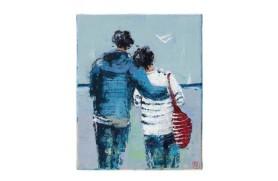 """Peinture """"Couple"""""""