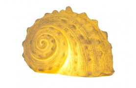 "LAMP ""SEASHELL"""