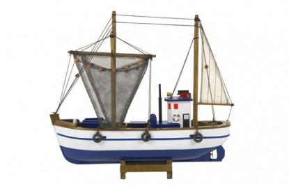 Bateau de pêche de l'Atlantique