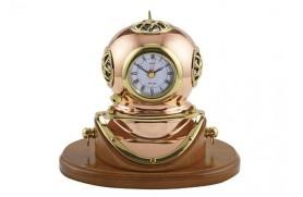 Horloge scaphandre autonome