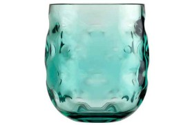 Set 6 water glass MOON - Acqua