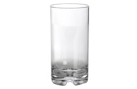 2 Large glasses