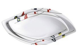 Snacks set REGATA boat