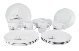 Set 16 pcs Classic Line Sails