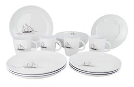 Set 16 pcs Classic Line Sails