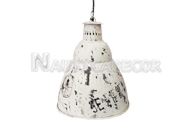 White ceiling lamp