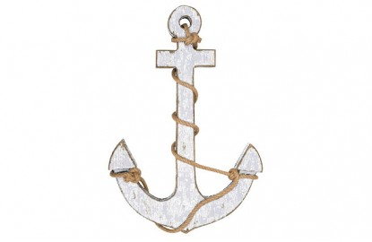 DECORATIVE WALL ANCHOR
