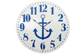 Wall Clock - anchor