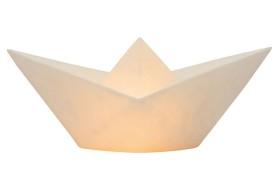 Paper ship Lamp