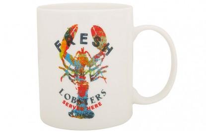 4 Mug Lobster