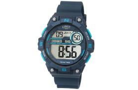 "Watch ""Limit Digital Countdown"" Blue"