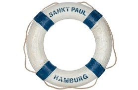 "Decorative lifebuoy ""Hamburg"""
