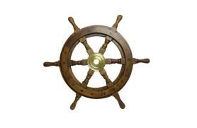 Steering wheel 45cm