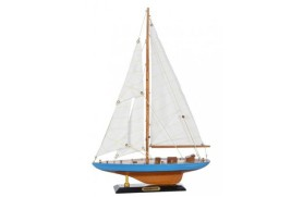 "Sailboat ""Shamrock III"""