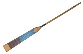 Decorative oar