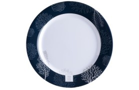 Set 6 Flat dish LIVING