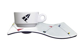 Set 6 Coffee cups REGATA