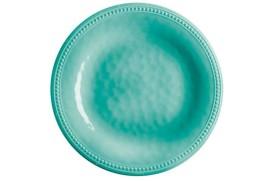Set 6 Flat dish HARMONY Aqua