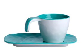 Set 6 Coffee cups Acqua