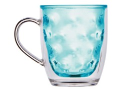 Set 6 thermal Mugs MOON - Acqua
