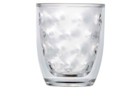 Set 6 thermal glass MOON - Ice