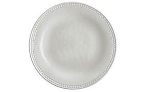 Set 6 Flat dish HARMONY Perla