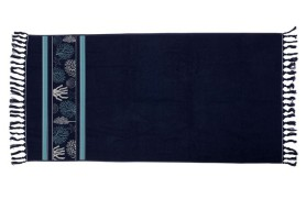 IBIZA Beach Towel - Blue
