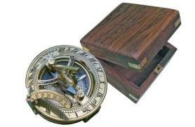 Sundial - compass