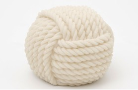 Wool ball Lamp